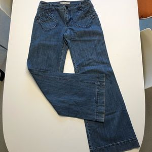 Bica Cheia (Anthropologie) 70s-inspired Jeans